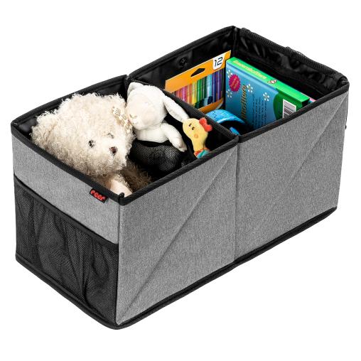 reer TravelKid Box Auto-Ordnungsbox, ca. 24 x 46 x 24 cm