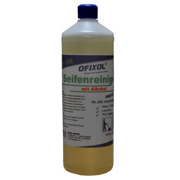 Ofixol Seifenreiniger mit Alkohol