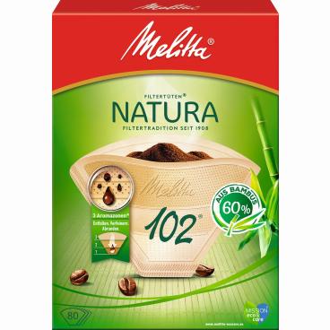 Melitta® Filtertüten Premium 102/80