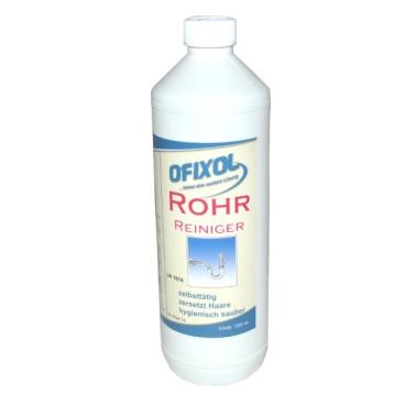 Ofixol Rohrreiniger, flüssig 1000 ml - Flasche