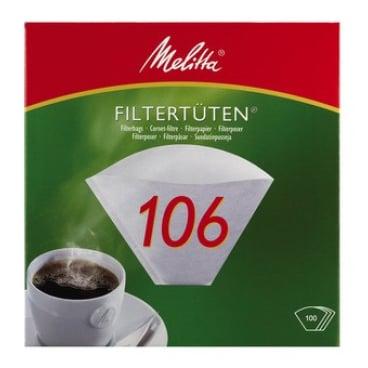 Melitta® Filtertüten 106