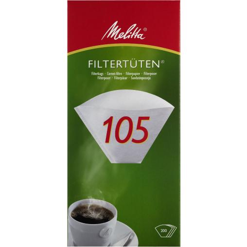 Melitta® Filtertüten 105
