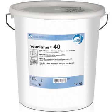 Dr. Weigert neodisher® 40 Geschirrreiniger Pulver