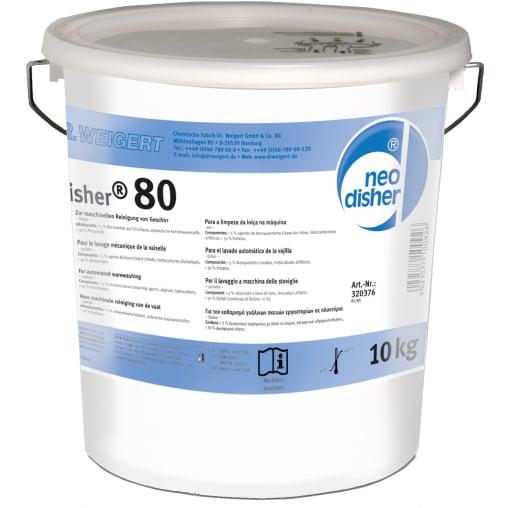 Dr. Weigert neodisher® 80 Intensiv-Geschirrreiniger Pulver