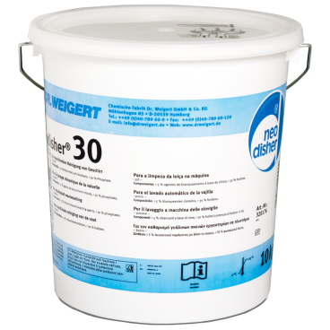 Dr. Weigert neodisher® 30 Geschirrreiniger Pulver