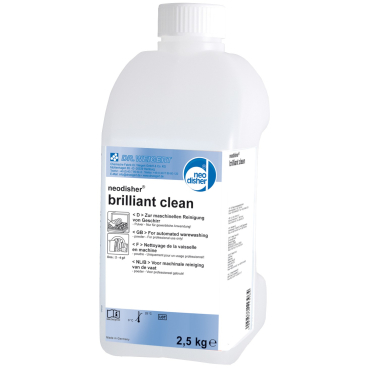 Dr. Weigert neodisher® brilliant clean Geschirrreiniger
