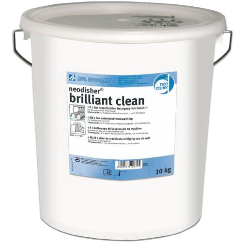 Dr. Weigert neodisher® brilliant clean Geschirrreiniger