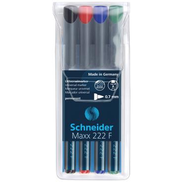 Schneider Maxx 222 F Universalmarker permanent