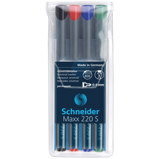 Schneider Maxx 220 S Universalmarker permanent