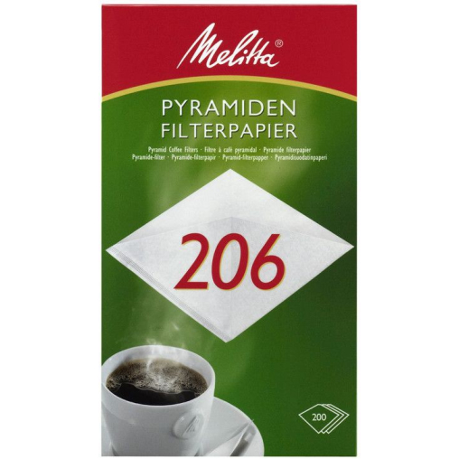 Melitta® Filtertüten 206