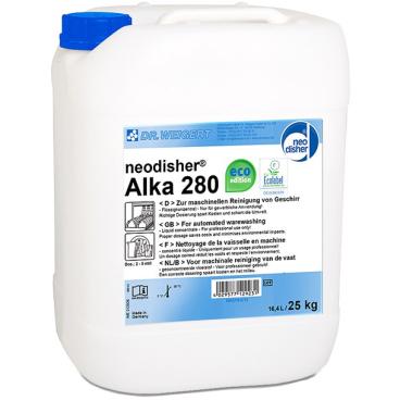 Dr. Weigert neodisher® Alka 280 Intensiv-Geschirrreiniger