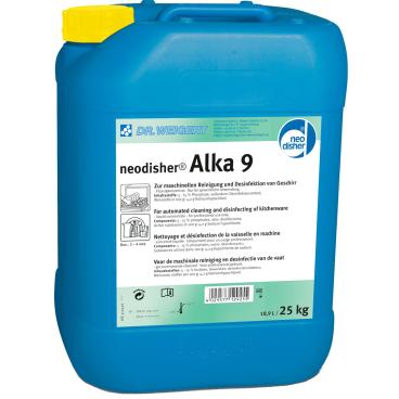 Dr. Weigert neodisher Alka 9 Reiniger mit Desinfektionswirkung 25 kg - Kanister