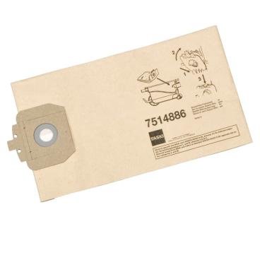 TASKI Doppelfilter-Papiersack