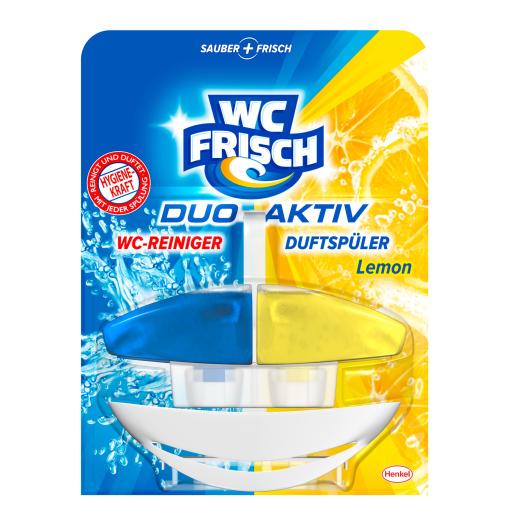 WC Frisch Duo Aktiv WC-Erfrischer