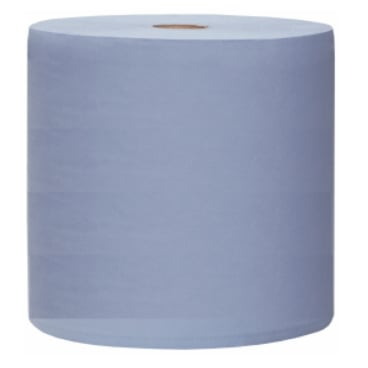 Putzpapier aus Zellstoff/Altpapier 1 Palette = 30 Pakete = 60 Rollen
