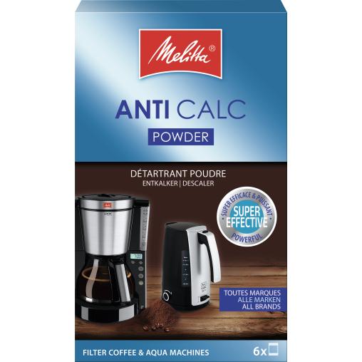 Melitta® ANTI CALC Pulver Geräteentkalker