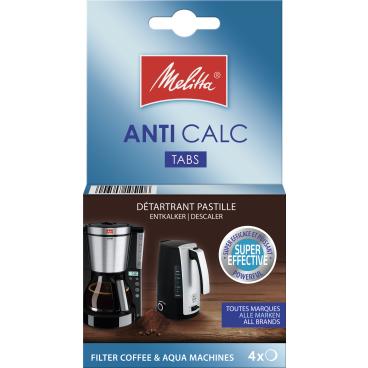 Melitta® ANTI CALC Tabs Kalklösetabletten
