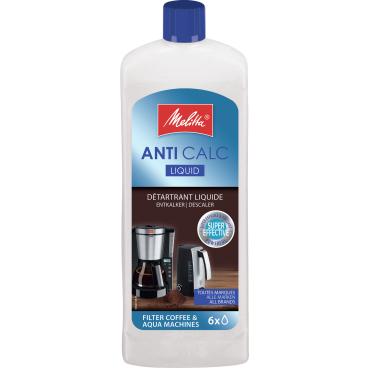 Melitta® ANTI CALC Flüssigentkalker für Filterkaffemaschinen