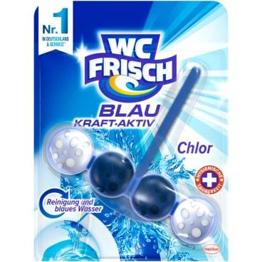 WC Frisch Kraft-Aktiv WC-Duftspüler Chlor, 1 Packung = 10 Stück