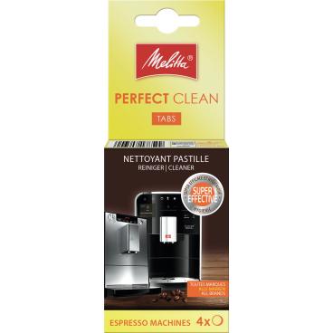 Melitta® PERFECT CLEAN Tabs für Kaffeevollautomaten