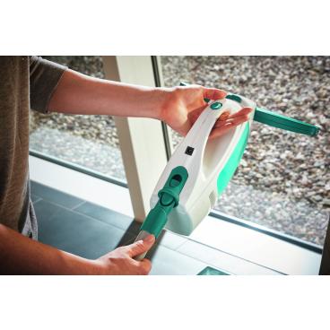 LEIFHEIT Fenstersauger D&C + Sprühwischer Set 1 Stück inkl. 500 ml Reinigungsmittel