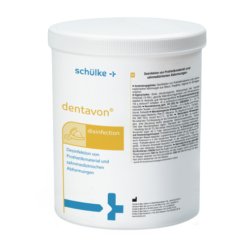 Schülke dentavon® Desinfektionsmittel