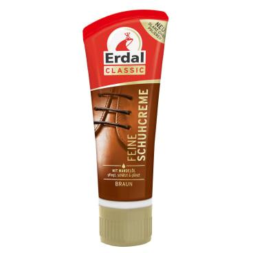Erdal Classic Feine Schuhcreme 75 ml - Dose, braun