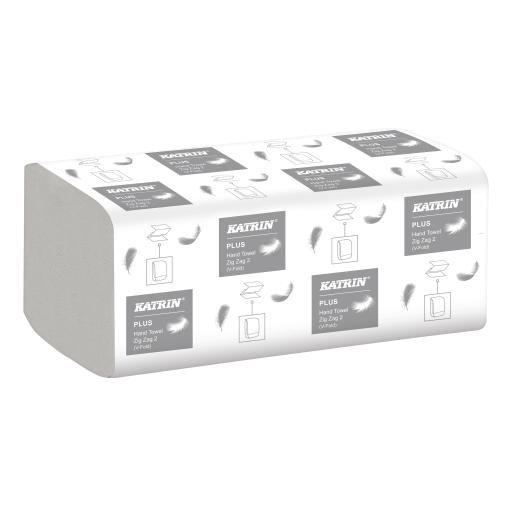 KATRIN Plus ZZ 2 Handtuchpapier