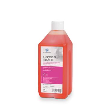 Dr. Schumacher ASEPTODERM® Hautdesinfektion, gefärbt