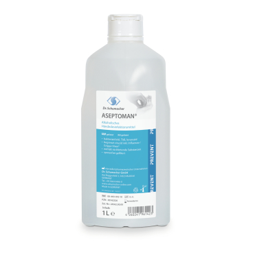 Dr. Schumacher ASEPTOMAN® Händedesinfektionsmittel