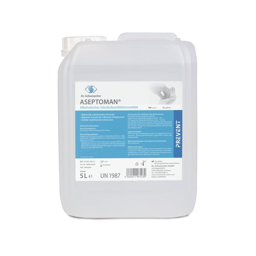 Bode Sterillium Pure Handedesinfektion 5 Liter Kanister Online