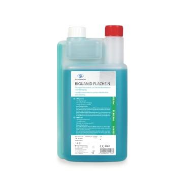 Dr. Schumacher BIGUANID FLÄCHE N Flächendesinfektion 1000 ml - Dosierflasche