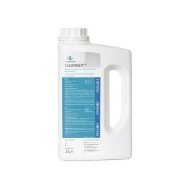 Dr. Schumacher CLEANISEPT Flächendesinfektion 2 l - Griffflasche