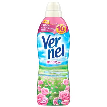 Vernel Weichspüler Wild-Rose 1000 ml - Flasche