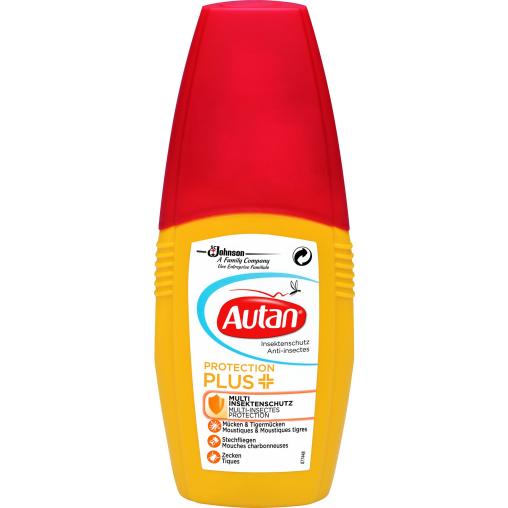 Autan® Protection Plus Insektenschutzspray