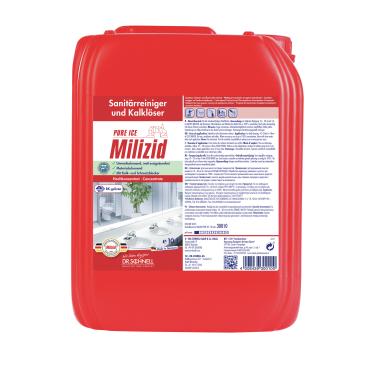 Dr. Schnell Milizid Pure Ice Sanitärreiniger 10 Liter - Kanister