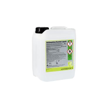 Antiseptica Kombi Liquid Schnelldesinfektion 5 l - Kanister