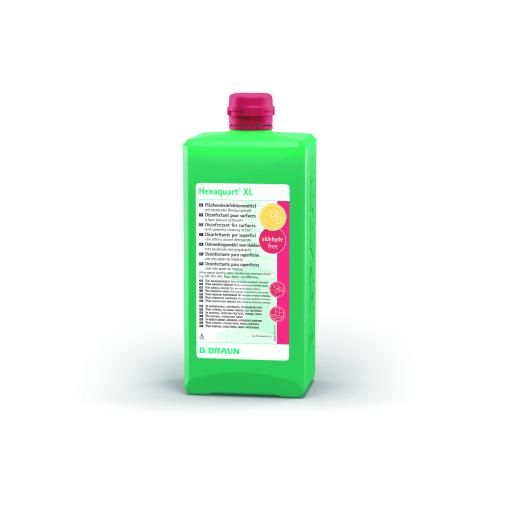 B. Braun Hexaquart XL Flächendesinfektionsmittel
