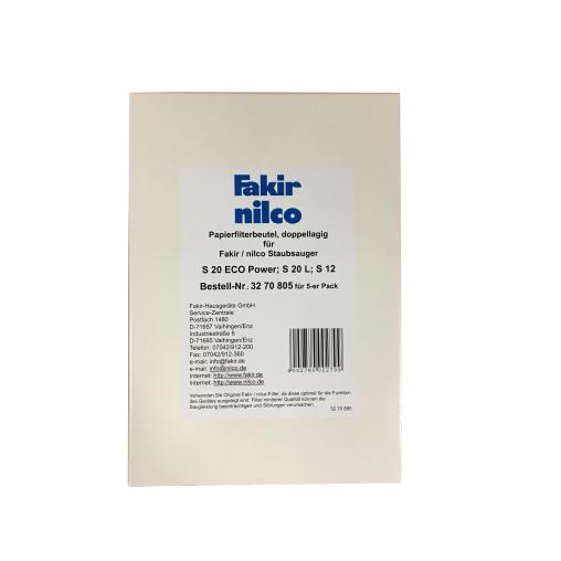 nilco Papierfilter