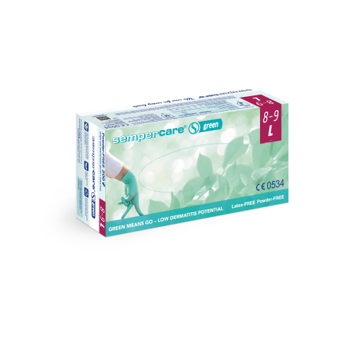 Sempercare® Green Untersuchungshandschue, Nitril
