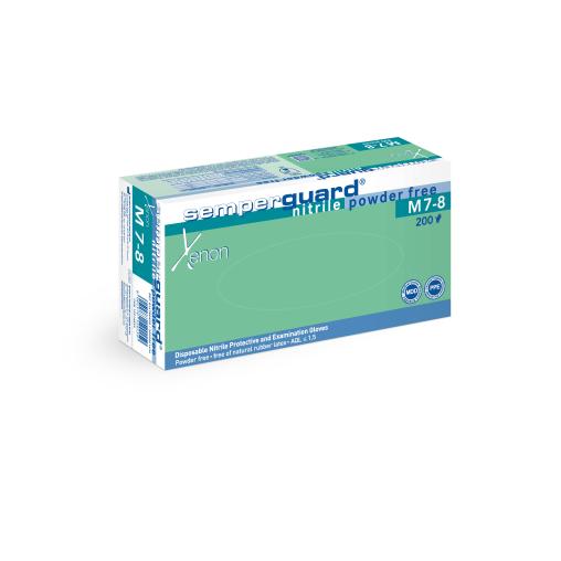 Semperguard® Einmalhandschuhe, Nitril, Xenon