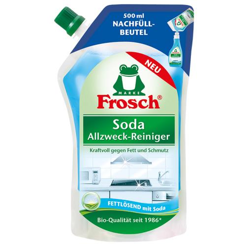 Frosch Soda Allzweck-Reiniger für saubere Meere, Nachfüller