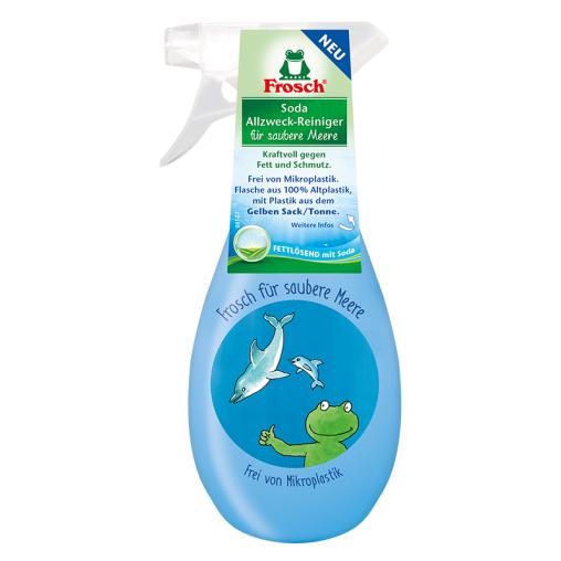 Frosch Soda Allzweck-Reiniger für saubere Meere