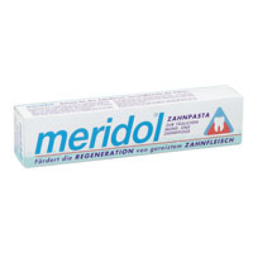 meridol 75 ml - Tube