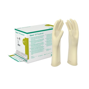 B. Braun Vasco® OP Powdered- OP-Handschuhe