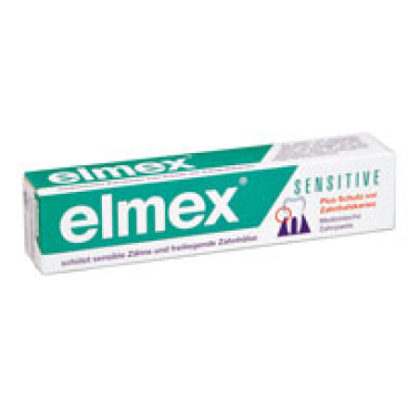 elmex Sensitive 75 ml - Tube