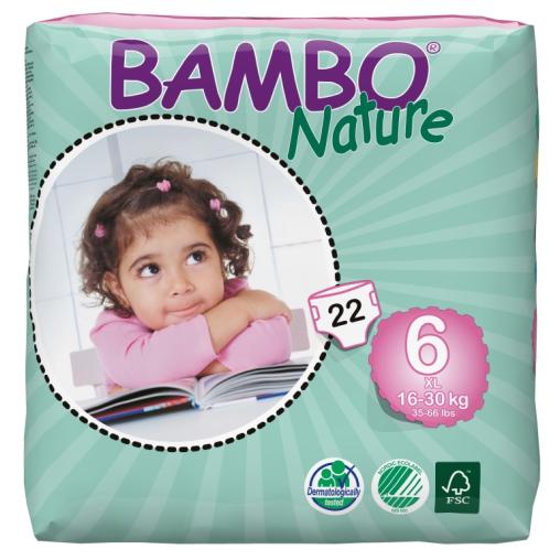 Bambo® Nature Babywindeln