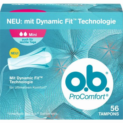 o.b. Tampon Pro Comfort