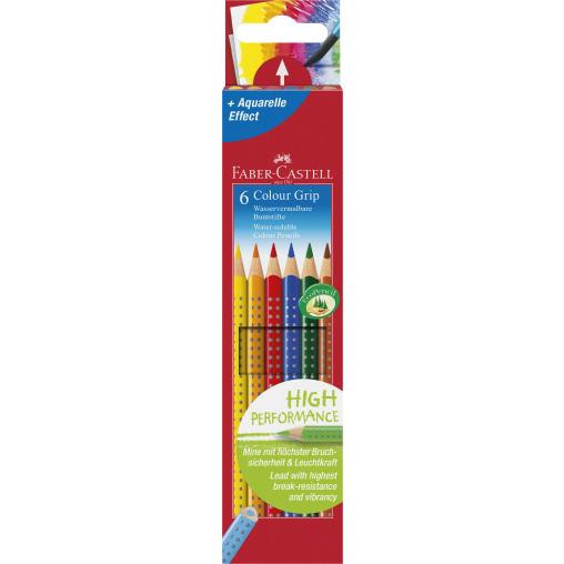 Faber-Castell Color Grip Farbstifte, bunt