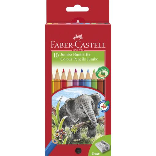 Faber-Castell Jumbo Farbstift